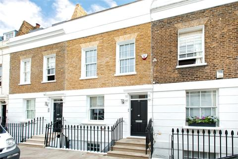 3 bedroom terraced house for sale - Hasker Street, London, SW3