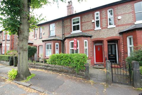 3 bedroom terraced house to rent - Beech Road, Hale, WA15 9HX.
