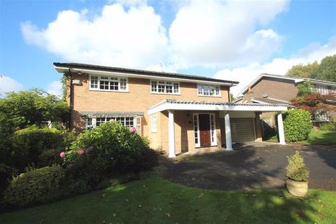 5 bedroom detached house to rent - Marlborough Road, Bowdon