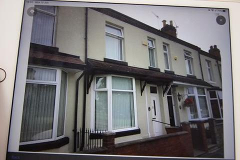2 bedroom terraced house to rent - Bright Street, Crewe