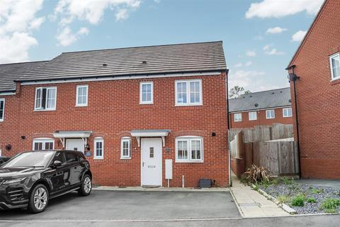2 bedroom end of terrace house for sale - Hebe Way, Whitnash, Leamington Spa