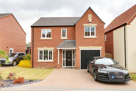4 bedroom detached house for sale - Scaife Close, Cottingham, HU16