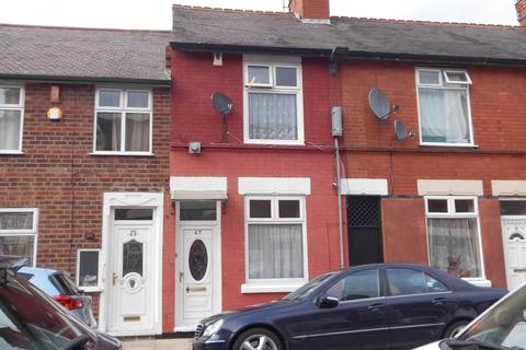 3 bedroom terraced house for sale - Dundonald Road, Leicester, LE4