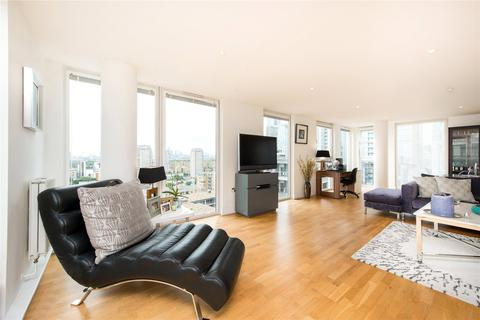 2 bedroom flat for sale - Trinity Tower, 28 Quadrant Walk, London
