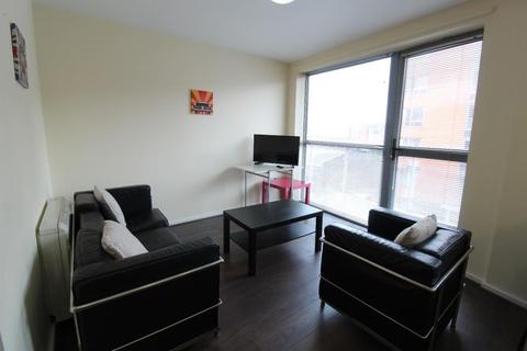 1 bedroom apartment to rent - AHLUX COURT, MILLWRIGHT STREET. LEEDS WEST YORKSHIRE. LS2 7QQ