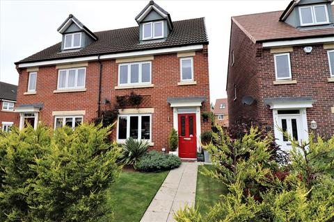 3 bedroom semi-detached house for sale - Wakenshaw Drive, Newton Aycliffe, DL5 4ZF