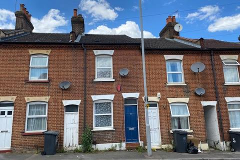 2 bedroom terraced house to rent - Chequer Street, Luton  LU1