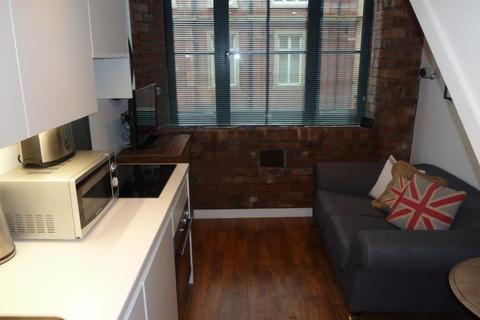 1 bedroom apartment to rent - CRISPIN LOFTS, NEW YORK ROAD. LEEDS WEST YORKSHIRE. LS2 7PF
