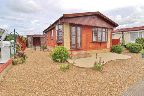 2 bedroom mobile home for sale - Woodland View, Stratton Strawless