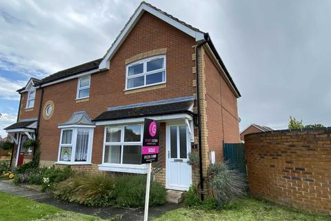 2 bedroom semi-detached house to rent - Ladygrove, Didcot