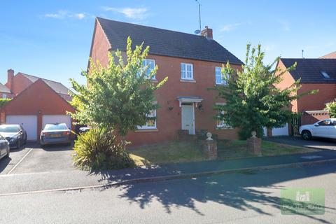 4 bedroom detached house to rent - Ten Shilling Drive, Coventry