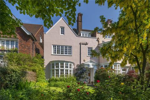 5 bedroom house for sale - Eton Avenue, Belsize Park, London, NW3