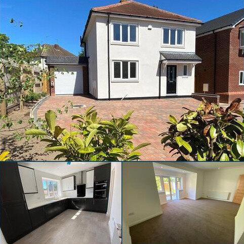 3 bedroom detached house for sale - Meadow Road, Quinton, Birmingham, West Midlands, B32