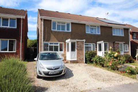 3 bedroom end of terrace house for sale - Little Park Close, Hedge End, SO30 4AD