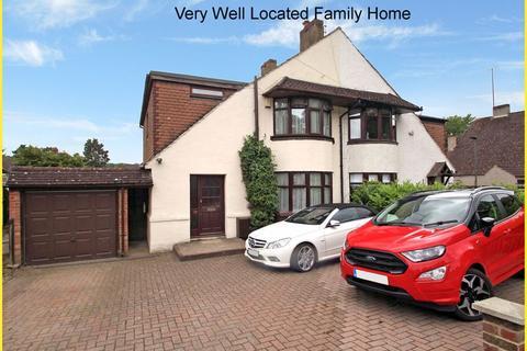 3 bedroom semi-detached house for sale - Harvest Bank Road, West Wickham