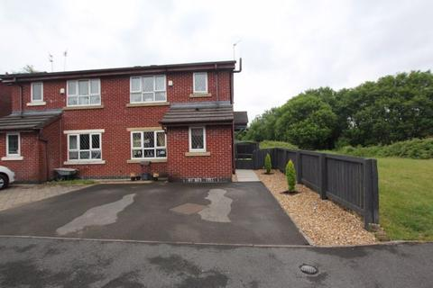 3 bedroom semi-detached house for sale - Oxford Way, Shawclough OL12 6EH