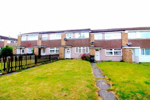 3 bedroom terraced house for sale - CHAIN FREE PROPERTY ON Thrales Close, Luton