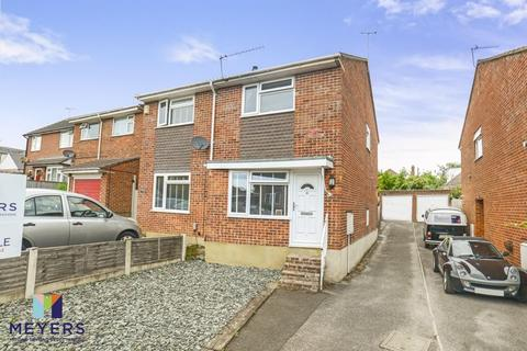 2 bedroom semi-detached house for sale - Highview Gardens, Parkstone, Poole BH12