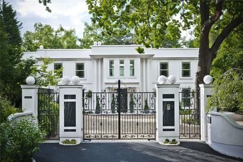 6 bedroom detached house for sale - Camp End Road, St George's Hill, Weybridge, Surrey, KT13