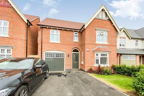 4 bedroom detached house for sale - Cassley Crescent, Lubbesthorpe, Leicester