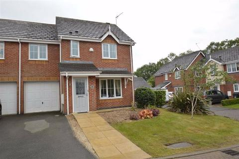 3 bedroom end of terrace house for sale - Sheldon Drive, Macclesfield