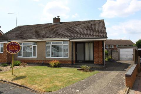 2 bedroom semi-detached bungalow for sale - Gayhurst Close, Moulton, Northampton NN3 7LQ