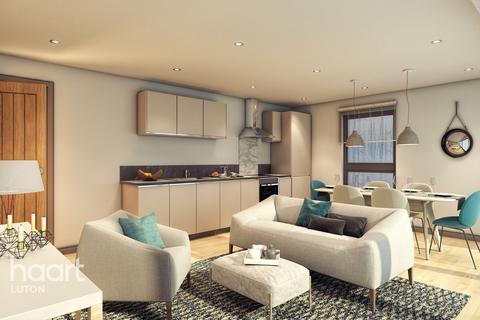 3 bedroom apartment for sale - Pearman Court, Luton