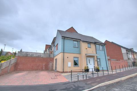 3 bedroom semi-detached house for sale - Chester Pike , The Rise, Newcastle upon Tyne, NE15 6BS