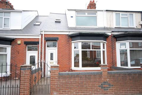 3 bedroom terraced house for sale - Colchester Terrace, High Barnes
