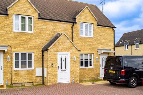 1 bedroom flat for sale - Black Bourton Road, Carterton, Oxon OX18 3HJ