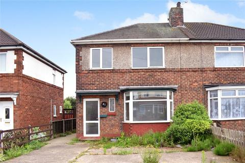 3 bedroom semi-detached house for sale - Cornwall Road, Scunthorpe, North Lincolnshire, DN16