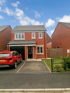 3 bedroom detached house to rent - Fennel Way, Fairmoor Meadows, Morpeth, Northumberland, NE61 3FF