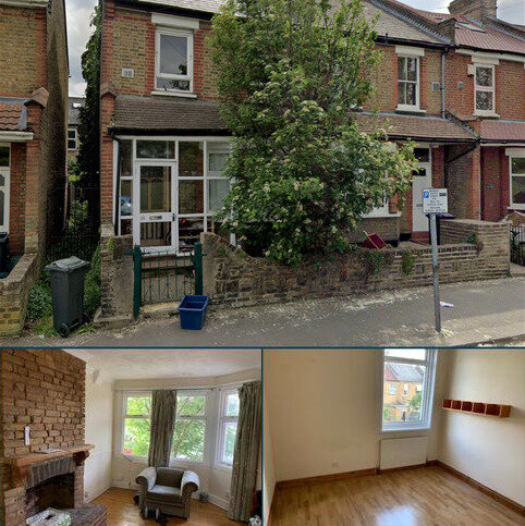 2 bedroom terraced house to rent - Livingstone Road, Hounslow TW3