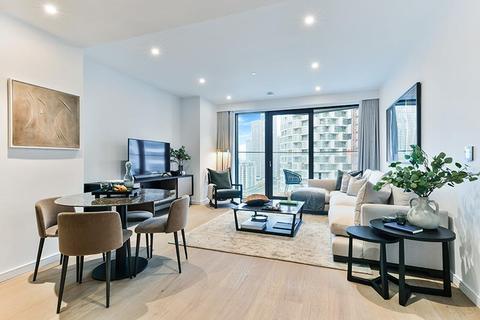 1 bedroom flat to rent - George Street, Canary Wharf, London, E14