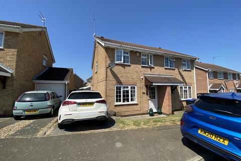 3 bedroom semi-detached house for sale - Harksome Hill, West Hunsbury