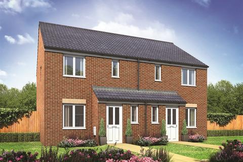 2 bedroom semi-detached house for sale - Plot 9, The Howard at Kingsley Park, Kingsley Drive HG1
