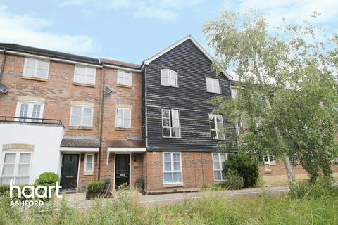 4 bedroom townhouse for sale - Riverbank Way, Ashford