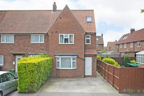 4 bedroom semi-detached house to rent - CROSSFIELD CRESCENT, FULFORD, YORK