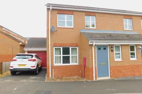 3 bedroom semi-detached house for sale - HADRIAN COURT, WINGATE, PETERLEE AREA VILLAGES