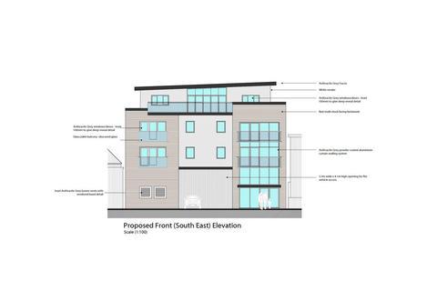 2 bedroom penthouse for sale - Lagland Street, Poole