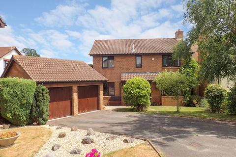 4 bedroom detached house for sale - Hereford Close, Exmouth