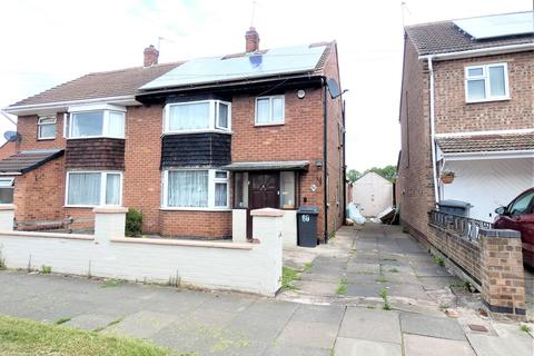 3 bedroom semi-detached house for sale - Lockerbie Avenue, Rushey Mead, Leicester