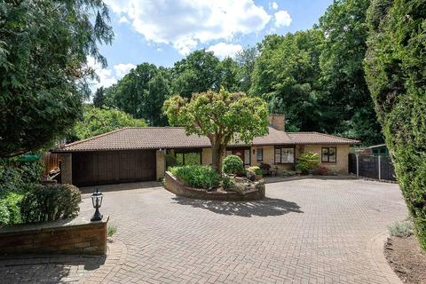 4 bedroom detached house for sale - Rushmere Way, Rushmere, Northampton, NN1