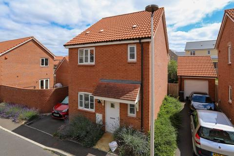 3 bedroom detached house for sale - South Hayes Meadow, Cranbrook