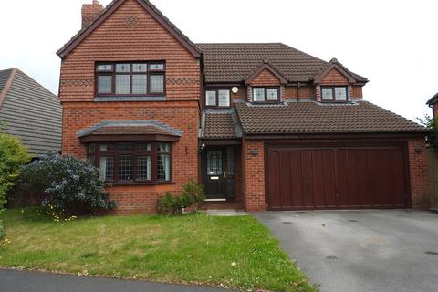 4 bedroom detached house for sale - Monarch Drive, Kingsmead, Northwich