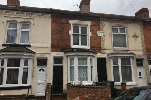 2 bedroom terraced house to rent - Sylvan Street, Newfoundpool, leicester, LE3 9GT