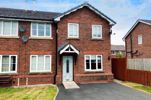 3 bedroom semi-detached house for sale - Ariel Gardens, Culcheth, Warrington, Cheshire, WA3 5DG