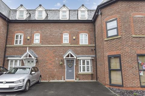 2 bedroom townhouse for sale - Upton Rocks Mews, Widnes