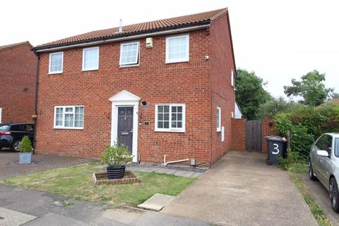 2 bedroom semi-detached house for sale - IMMACULATE PROPERTY on Barnston Close