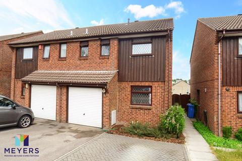 3 bedroom semi-detached house for sale - Tollard Close, Parkstone, Poole, BH12